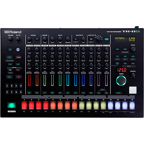 Roland TR-8S Aira Rhythm Performer with Sample Playback