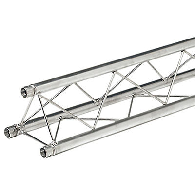 GLOBAL TRUSS TR96105 8.2 Ft. (2.5 M) Mini Triangular Truss Straight Segment