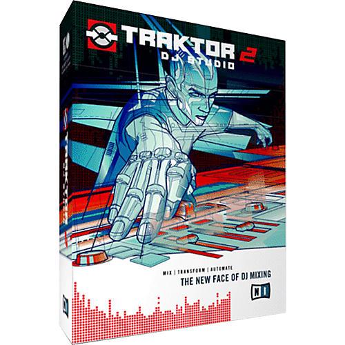 Native Instruments TRAKTOR DJ Studio 2.5