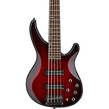 TRBX605FM 5-String Electric Bass Dark Red Burst