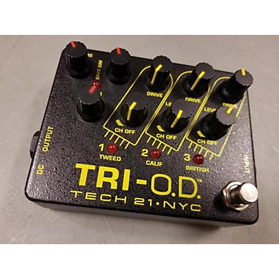 Tech 21 TRI-OD Effect Pedal