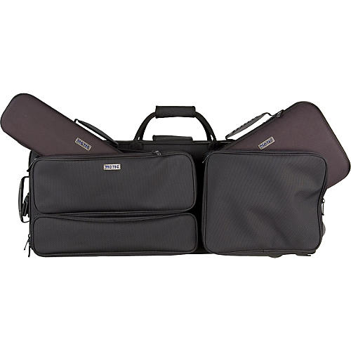 Protec TRI PAC Case for Tenor Saxophone, Clarinet, and Flute
