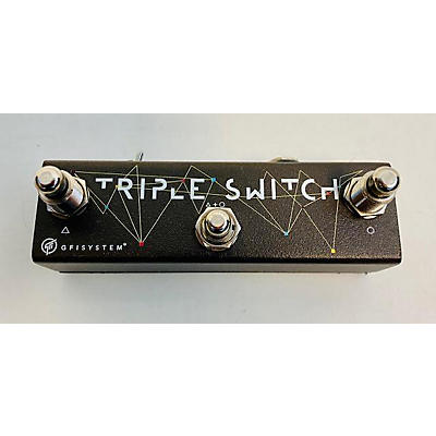 GFI Musical Products TRIPLE