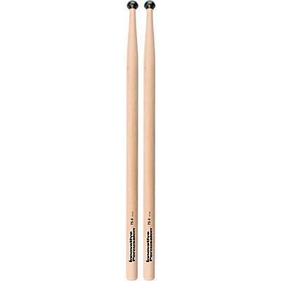Innovative Percussion TS-5 Multi-tom Drum Stick - Mushroom-Shaped Nylon Tip