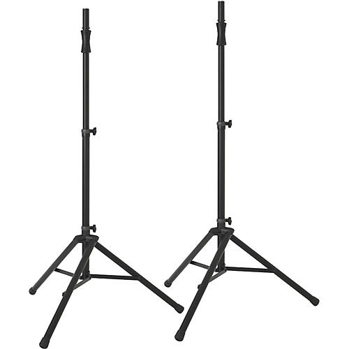 Ultimate Support TS100B Air-Powered Speaker Stand (2-Pack)