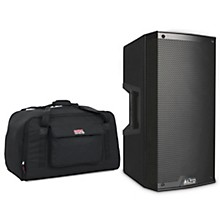 "Alto TS312 2,000W 12"" 2-Way Powered Speaker with Tote"