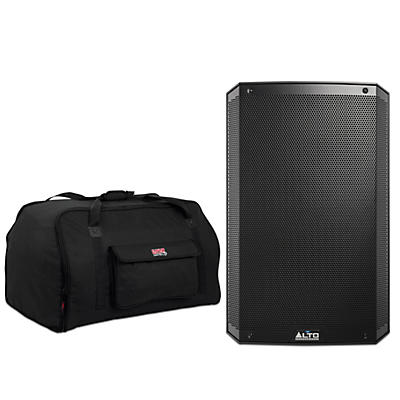 """Alto TS315 2,000W 15"""" Powered Speaker with Tote"""