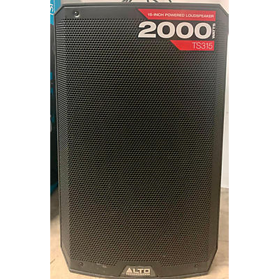 Alto TS315 Powered Speaker