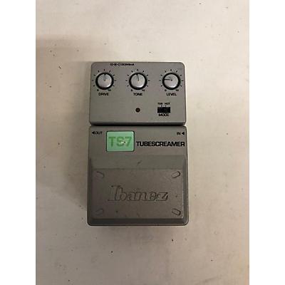 Ibanez TS7 Tubescreamer Effect Pedal