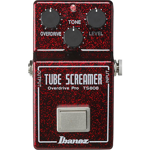 TS808 40th Anniversary Tube Screamer Overdrive Pro Limited Edition Effects Pedal