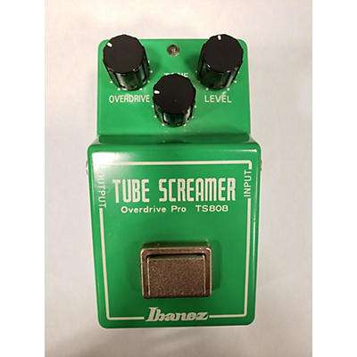 Ibanez TS808 Overdrive Pro Effect Pedal
