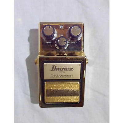Ibanez TS9 Tube Screamer Limited Edition Gold Effect Pedal