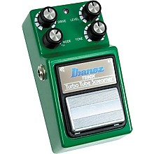 Open Box Ibanez TS9DX Turbo Tube Screamer Effects Pedal