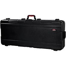 Open BoxGator TSA ATA Slim 88-Note Keyboard Case with Wheels