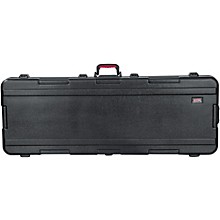 Gator TSA Series ATA Molded Polyethylene Keyboard Case with Wheels