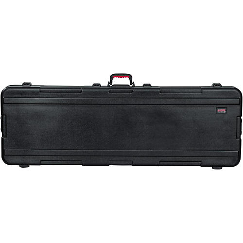 Gator TSA Series ATA Molded Polyethylene Keyboard Case with Wheels 88 Key