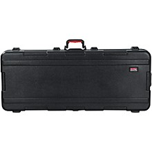 Open Box Gator TSA Series ATA Molded Polyethylene Keyboard Case with Wheels