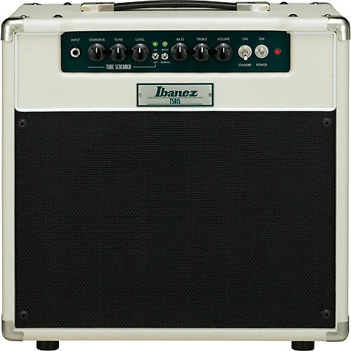 ibanez tsa15 tube screamer 15w 1x12 tube guitar combo amp musician 39 s friend. Black Bedroom Furniture Sets. Home Design Ideas