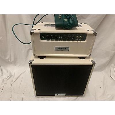 Ibanez TSA15H Tube Screamer 15W Mini Stack With TSA112C 1x15 Guitar Stack