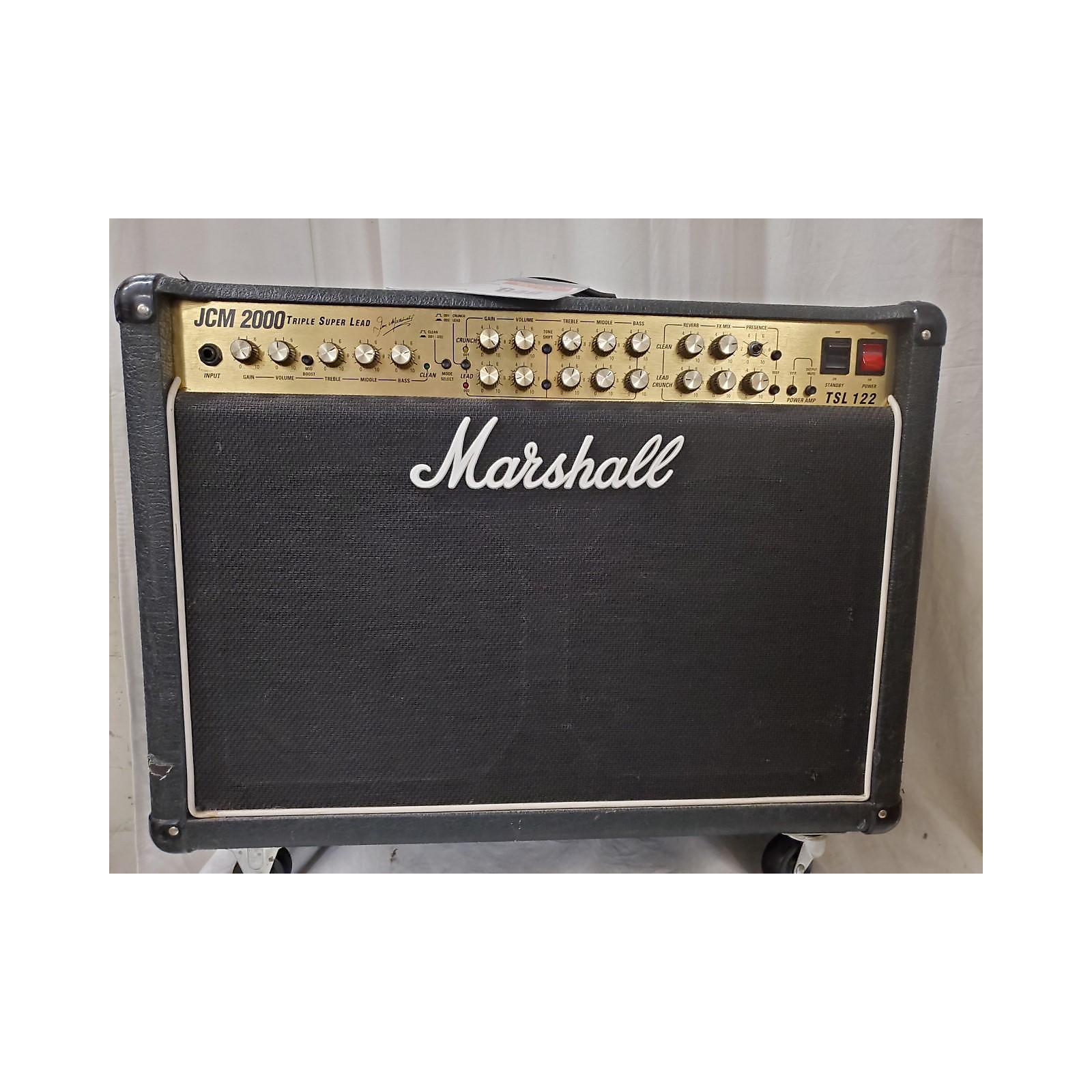 Marshall TSL122 JCM2000 Tube Guitar Combo Amp