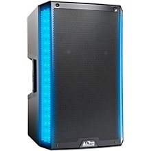 "Open Box Alto TSL215 1,100W 15"" 2-Way Powered Speaker with Built-In LED Lights"