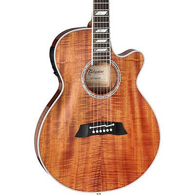 Takamine TSP178ACK Koa Thinline Acoustic-Electric Guitar