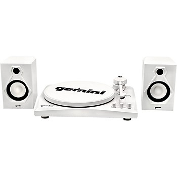 Gemini TT-900WW Vinyl Record Player Turntable