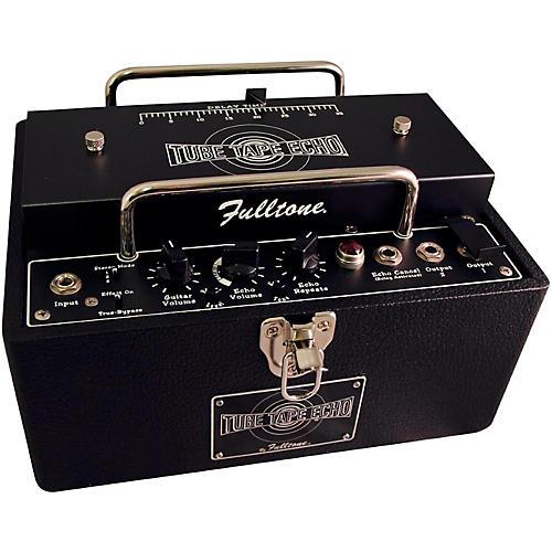 fulltone custom shop tte delay effect tube tape echo musician 39 s friend. Black Bedroom Furniture Sets. Home Design Ideas
