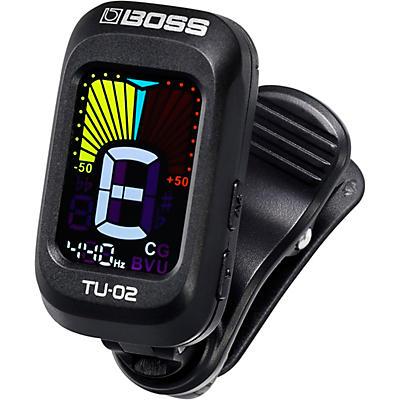 Boss TU-02 Clip on Tuner