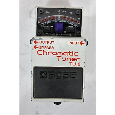 Boss TU2 Chromatic