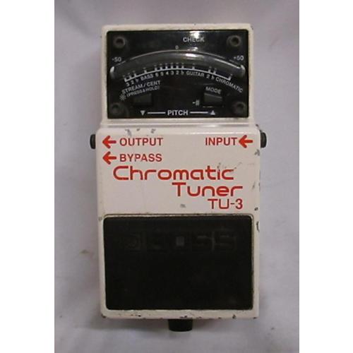 TU3 Chromatic Tuner Pedal