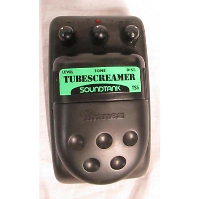 Ibanez TUBESCREAMER SOUNTANK Effect Pedal