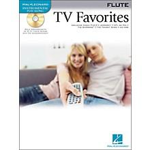 Hal Leonard TV Favorites for Flute Book/CD