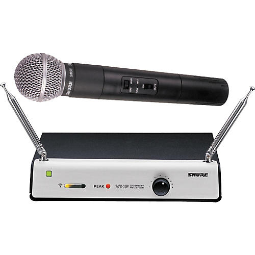 Shure TV58D Wireless Vocal Microphone System