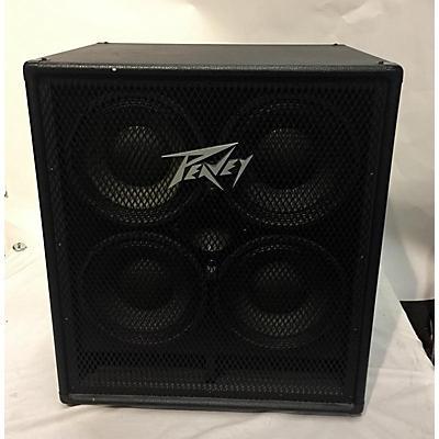 Peavey TVX410 4x10 Bass Cabinet