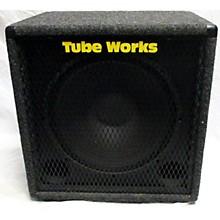 Tubeworks TW115EC Bass Cabinet