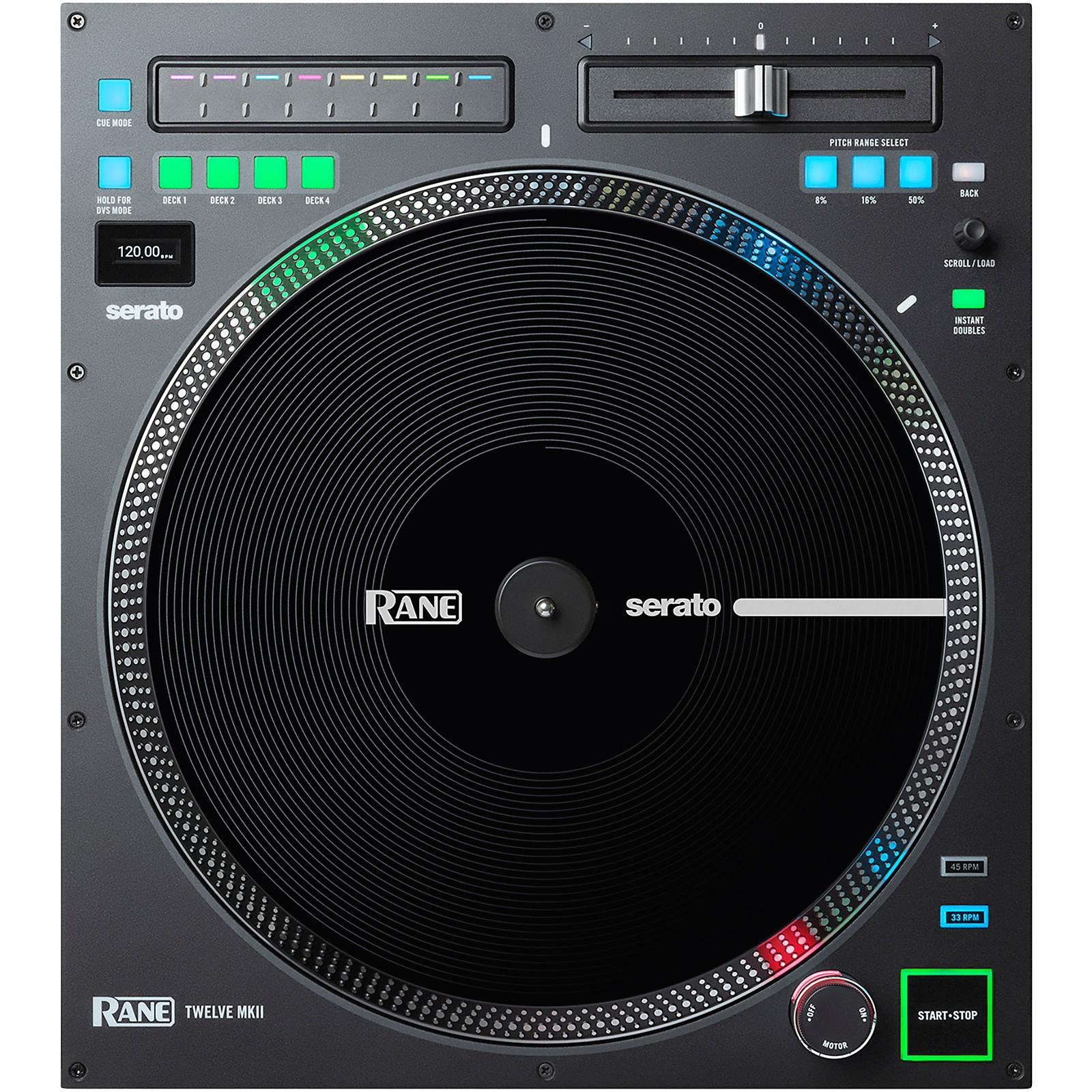 RANE TWELVE MKII Motorized Battle-Ready DJ MIDI Controller