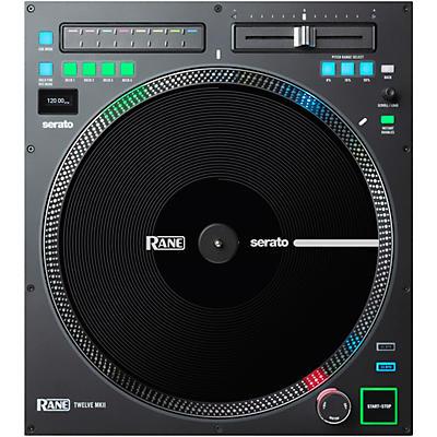 RANE DJ TWELVE MKII Motorized Battle-Ready DJ MIDI Controller