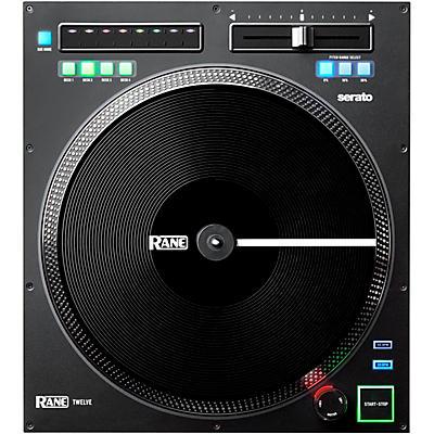 RANE DJ TWELVE Motorized DJ Battle MIDI Controller
