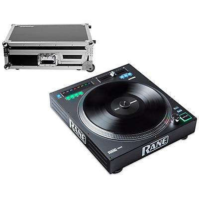 RANE DJ TWELVE Motorized DJ Battle MIDI Controller with Case