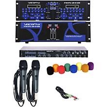Open BoxVocoPro TWIN-BANK PLUS Digital DJ Karaoke Installation System