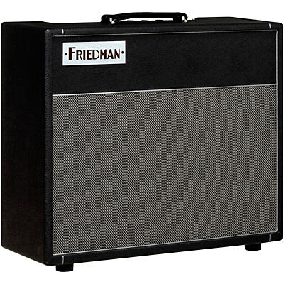 "Friedman TWIN SISTER COMBO 2 Channel - 40 Watt 1x12"" Combo - Celestion Creamback Loaded 5881 Tubes - Series FX Loop - Tube Rectified"