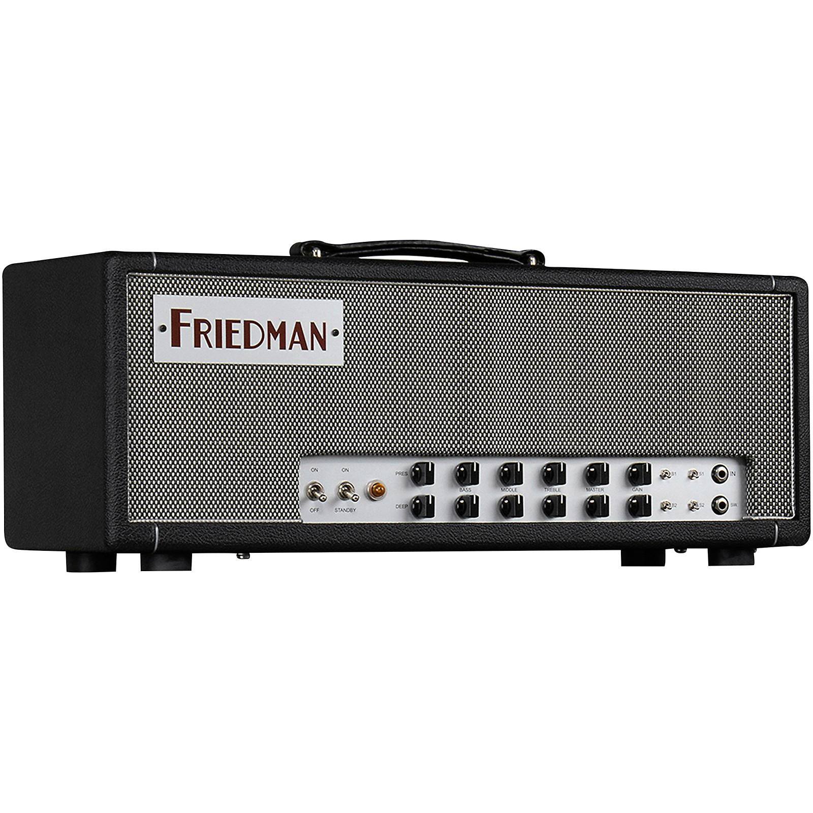 Friedman TWIN SISTER HEAD 2 Channel - 40 Watt Head - 5881 Tubes - Series FX Loop - Tube Rectified