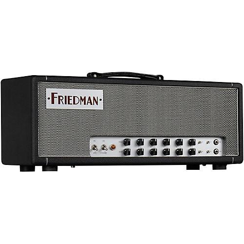 Friedman TWIN SISTER HEAD 2 Channel - 40 Watt Head - 5881 Tubes - Series FX Loop - Tube Rectified Black