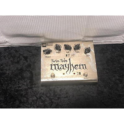 Seymour Duncan TWIN TUBE MAYHEM Effect Pedal