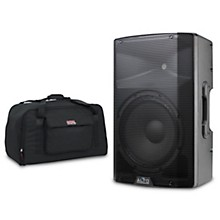 """Alto TX212 300W 12"""" 2-Way Powered Speaker with Tote"""