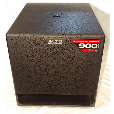 Alto TX212S Powered Subwoofer