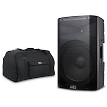 "Alto TX215 15"" 300W Powered Speaker wth Tote"