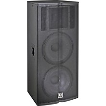 "Open Box Electro-Voice TX2152 Tour-X 2-Way Dual 15"" PA Speaker"