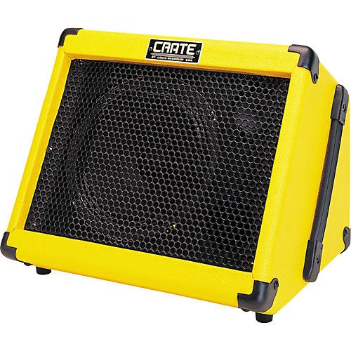 Crate TX30E Taxi/Yellow Battery-Powered Amplifier